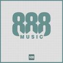 888, Vol.105/DJ Nikita Noskow & Dima Rise & DJ Genius Eyes & Dino Sor & DJ Serge Wood & Young Paperboyz & I.Ryazanov & Andrew MacTire & Dj Fat Maxx & Harmonic Sides & J.Vladd & J.J.MirZo