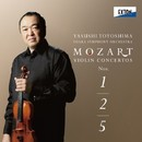 モーツァルト: ヴァイオリン協奏曲 第 1番、第 2番、第 5番 「トルコ風」/豊嶋泰嗣/大阪交響楽団