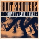 Boot Scooters - 16 Country Line Dances/Nashville Session Singers