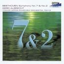 ベートーヴェン: 交響曲第 7番&第 2番/ゲルト・アルブレヒト/読売日本交響楽団