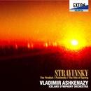 ストラヴィンスキー:「火の鳥」、「プルチネルラ」、「春の祭典」/ウラディーミル・アシュケナージ/アイスランド交響楽団