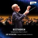 ベートーヴェン:交響曲 第 2番 & 第 5番/久石譲/ナガノ・チェンバー・オーケストラ