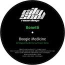 Boogie Medicine/Bonetti