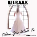 When You Walk In (feat. Yannick Bovy) [Radio Edit]/DJ F.R.A.N.K