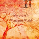 Wonderful World/カナデフウビ