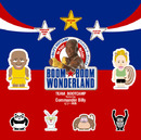BILLY'S BOOTCAMPオフィシャル・テーマソング BOOM BOOM WONDERLAND/TEAM BOOTCAMP featuring Commander Billy