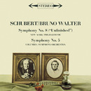 "Schubert:Symphonies Nos.5 & 8 ""Unfinished""/Bruno Walter"