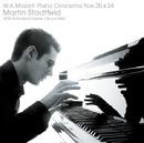 Mozart: Piano Concertos Nos.20 & 24/Martin Stadtfeld