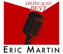 MR.VOCALIST BEST/Eric Martin