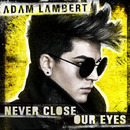 Never Close Our Eyes (Digital Dog Radio Mix)/Adam Lambert