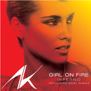 Girl On Fire (Inferno Version feat. Nicki Minaj)/Alicia Keys