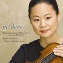 Bach:Sonata No.2 in A minor /Bartok :Sonata No.1/五嶋みどり