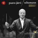 シューマン:交響曲第1番「春」&第3番「ライン」/Paavo Jarvi & Deutsche Kammerphilharmonie Bremen