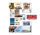 E ~Complete A side Singles~/ZONE