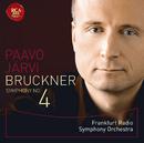 ブルックナー:交響曲第4番「ロマンティック 」/Paavo Jarvi (Cond.) Frankfurt Radio Symphony Orchestra