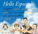 Hello Especially(anime ver.)/スキマスイッチ