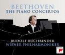 Beethoven: The Piano Concertos/Rudolf Buchbinder