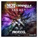 Legacy (Radio Edit)/Nicky Romero vs Krewella
