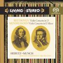 Beethoven & Mendelssohn: Violin Concertos/Jascha Heifetz