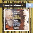 Brahms & Tchaikovsky: Violin Concertos/Jascha Heifetz