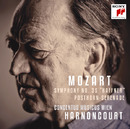 "Mozart: March in D Major K. 335, Serenade in D Major K. 320 ""Posthorn-Serenade"" & Symphony in D Majo/Nikolaus Harnoncourt"