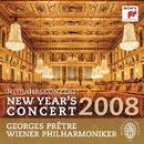 Neujahrskonzert / New Year's Concert 2008/Georges Pretre (Conductor) Wiener Philharmoniker
