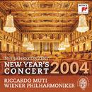 Neujahrskonzert / New Year's Concert 2004/Riccardo Muti & Wiener Philharmoniker