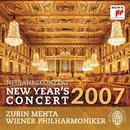 Neujahrskonzert / New Year's Concert 2007/Zubin Mehta (Conductor) Wiener Philharmoniker