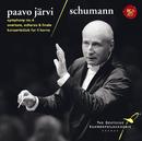 シューマン:交響曲第4番、序曲・スケルツォとフィナーレ&コンツェルトシュトゥック/Paavo Jarvi & Deutsche Kammerphilharmonie Bremen