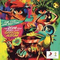 ヴァリアス/ONE LOVE, ONE RHYTHM: THE OFFICIAL 2014 FIFA WORLD CUP(TM) ALBUM