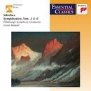 SIBELIUS: SYMPHONIES NOS.2 & 6/Lorin Maazel