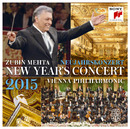NEW YEAR'S CONCERT 2015/Zubin Mehta (Conductor) Wiener Philharmoniker