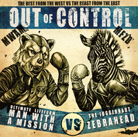 Out of Control/ MAN WITH A MISSION×Zebrahead