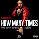 How Many Times feat. Chris Brown, Lil Wayne, Big Sean/DJ Khaled
