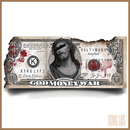 God, Money, War/King Los