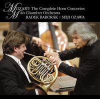 モーツァルト:ホルン協奏曲全集