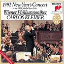 New Year's Concert 1992 (In the 150th Jubilee Year of the Wiener Philharmoniker)/Carlos Kleiber