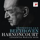 Beethoven: Symphonies Nos. 4 & 5/Nikolaus Harnoncourt