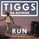 Run feat. Lady Leshurr (Diztortion Remix)/Tiggs Da Author