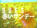 赤いサンデー/DOES