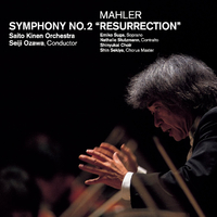 Mahler:Symphony No.2 in C minor