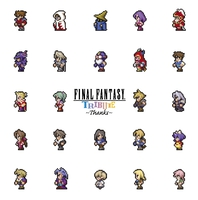 FINAL FANTASY TRIBUTE 〜Thanks〜/SQUARE ENIX