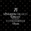 KINGDOM HEARTS Concert -First Breath- Album/SQUARE ENIX