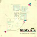 3LDK/BEGIN