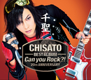千聖~CHISATO~ 20th ANNIVERSARY BEST ALBUM「Can you Rock?!」/千聖