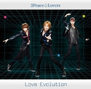 Love Evolution 【Type-B】/3Peace☆Lovers