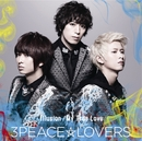 Illusion / My True Love 【Type-B】/3Peace☆Lovers