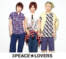 3Peace☆Lovers【Type-B】/3Peace☆Lovers