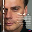 モーツァルト:フルート協奏曲集/Andrea Griminelli