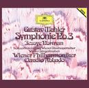 マーラー:交響曲第3番/Wiener Philharmoniker, Claudio Abbado
